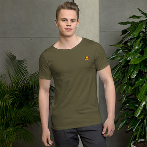 Pharaon - Bella + Canvas 3014 Raw Neck Tee