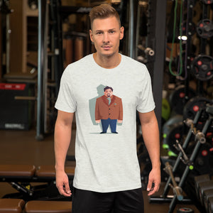 Big Man - Short-Sleeve Unisex T-Shirt
