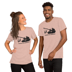 Tank - Bella + Canvas 3001 Unisex Short Sleeve Jersey T-Shirt