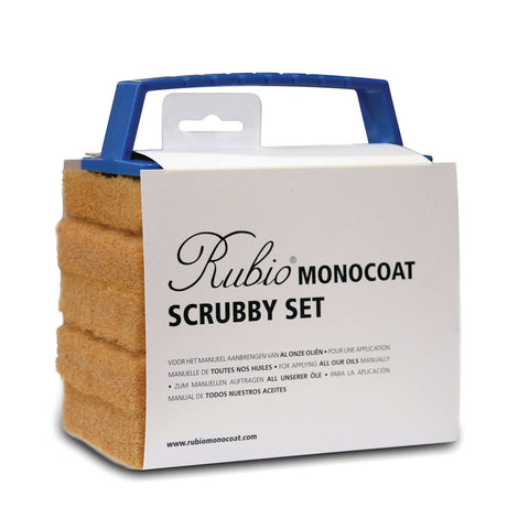 Scrubby set Beige and Sleeve