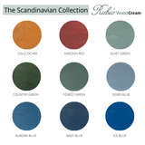 Woodcream Scandinavian Collection Kit