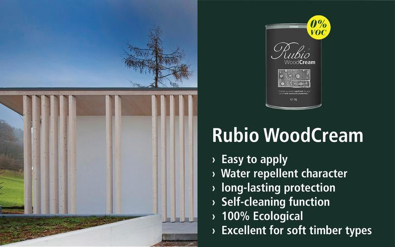 Rubio Wood Cream -