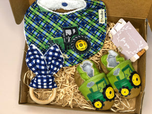 Moccasin Gift Set - Mama Bear