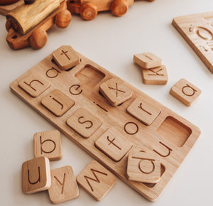 Wooden CVC word Kit