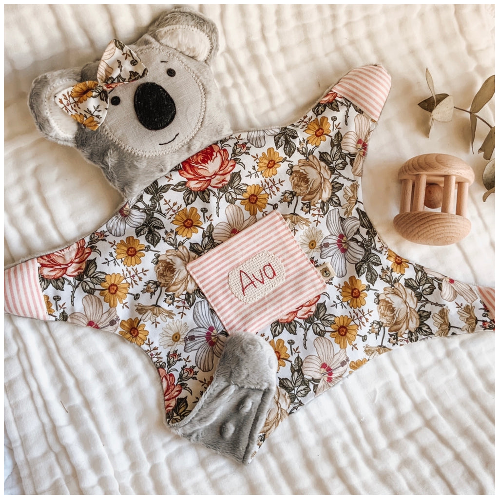 Animal Snuggly | Floral Koala