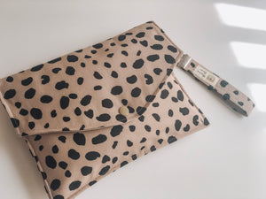 Nappy Wallet (with Zip Pocket) - Mama Bear