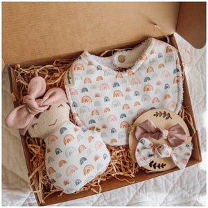 Baboosh Babe Gift Set - Rainbow