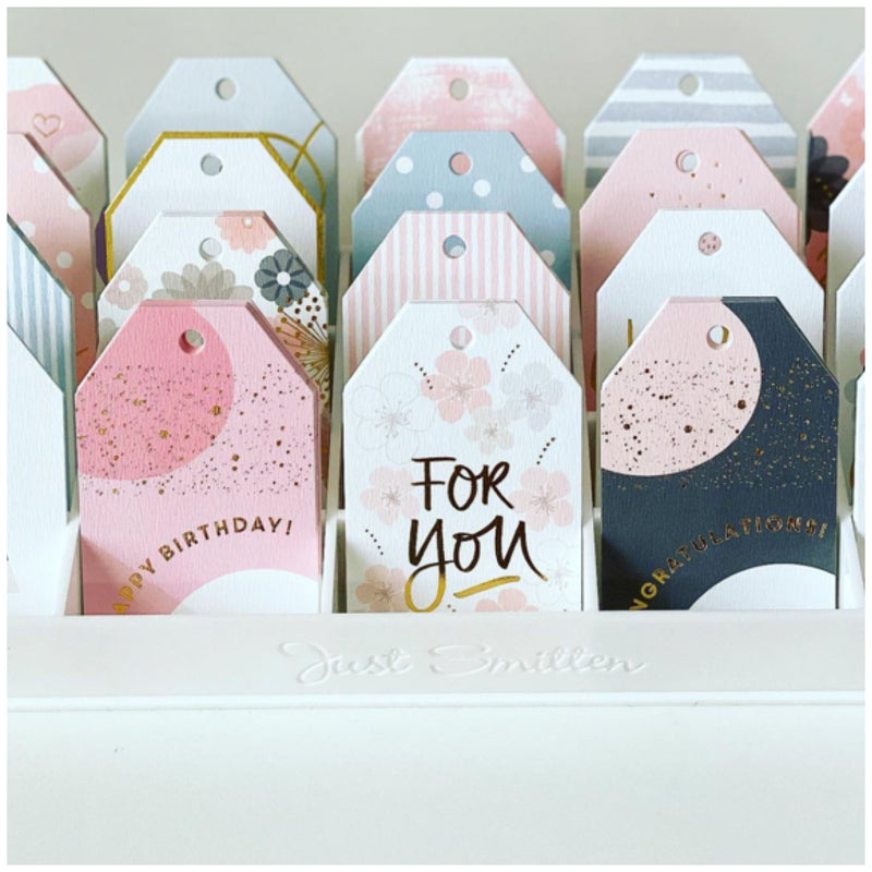 Luxury Gift Tags | Just Smitten