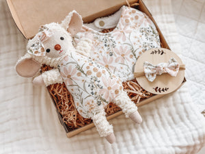 Lambie Giftbox Pastel Meadow - Ready to Post