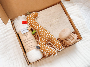 Mini Giraffe Giftbox | Unisex