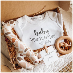 Personalised Pregnancy Giftbox
