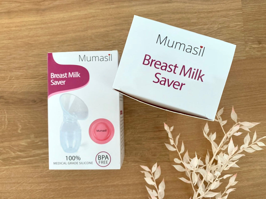 Mumasil Breast Milk Saver