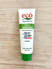 Load image into Gallery viewer, Eco Baby Sunscreen