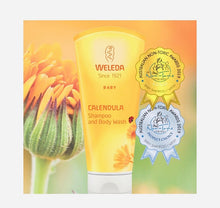 Load image into Gallery viewer, Weleda Calendula Baby Care Pack