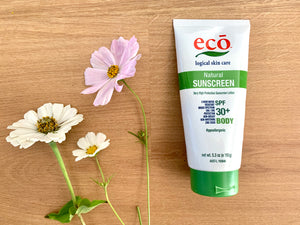 Eco Sunscreen Body 150g