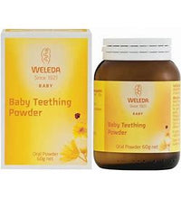 Load image into Gallery viewer, Weleda Baby Teething Powder