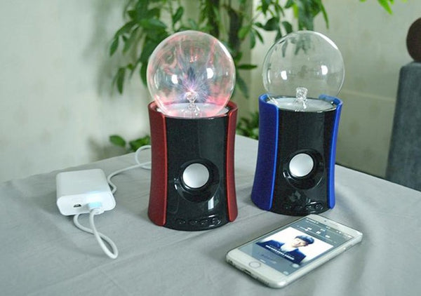 Magic Ball Negative Ion Bluetooth Speaker