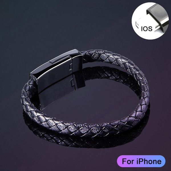 Wearable Bracelet Charging Type C Cable