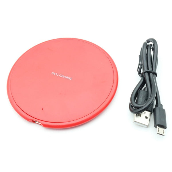 10W Fast Wireless Charger For Samsung