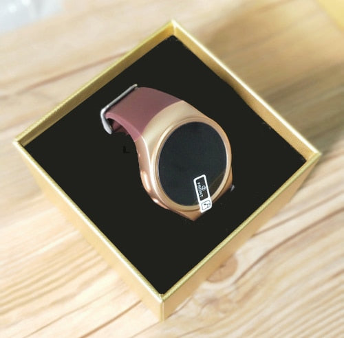 KW18 Smart Watch Connected Wristwatch For Android | Your