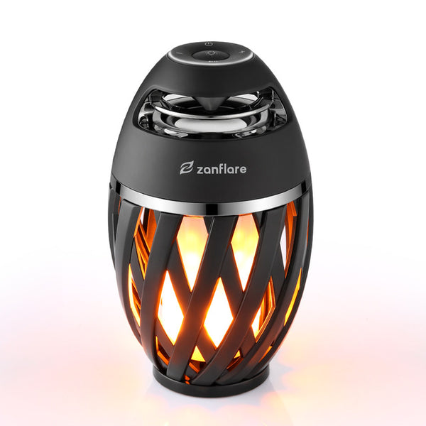 Flame Bluetooth Speaker Lamp
