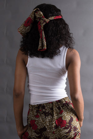 Tire Ankara Shorts