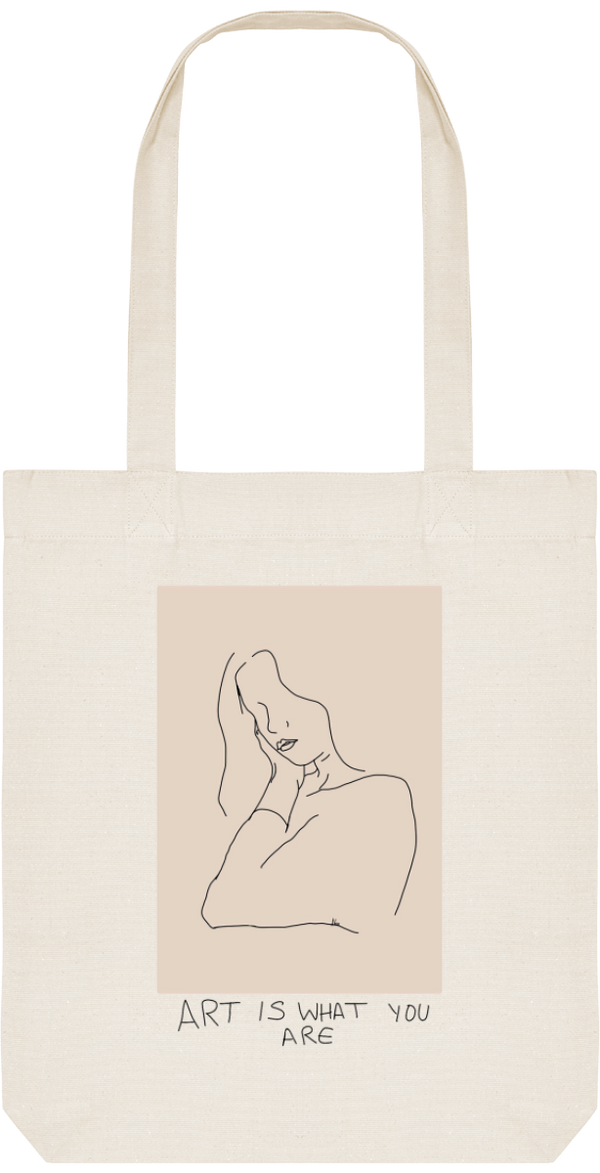 Tote Bag Art is what you are