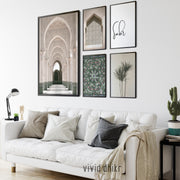 Moroccan Archway Print