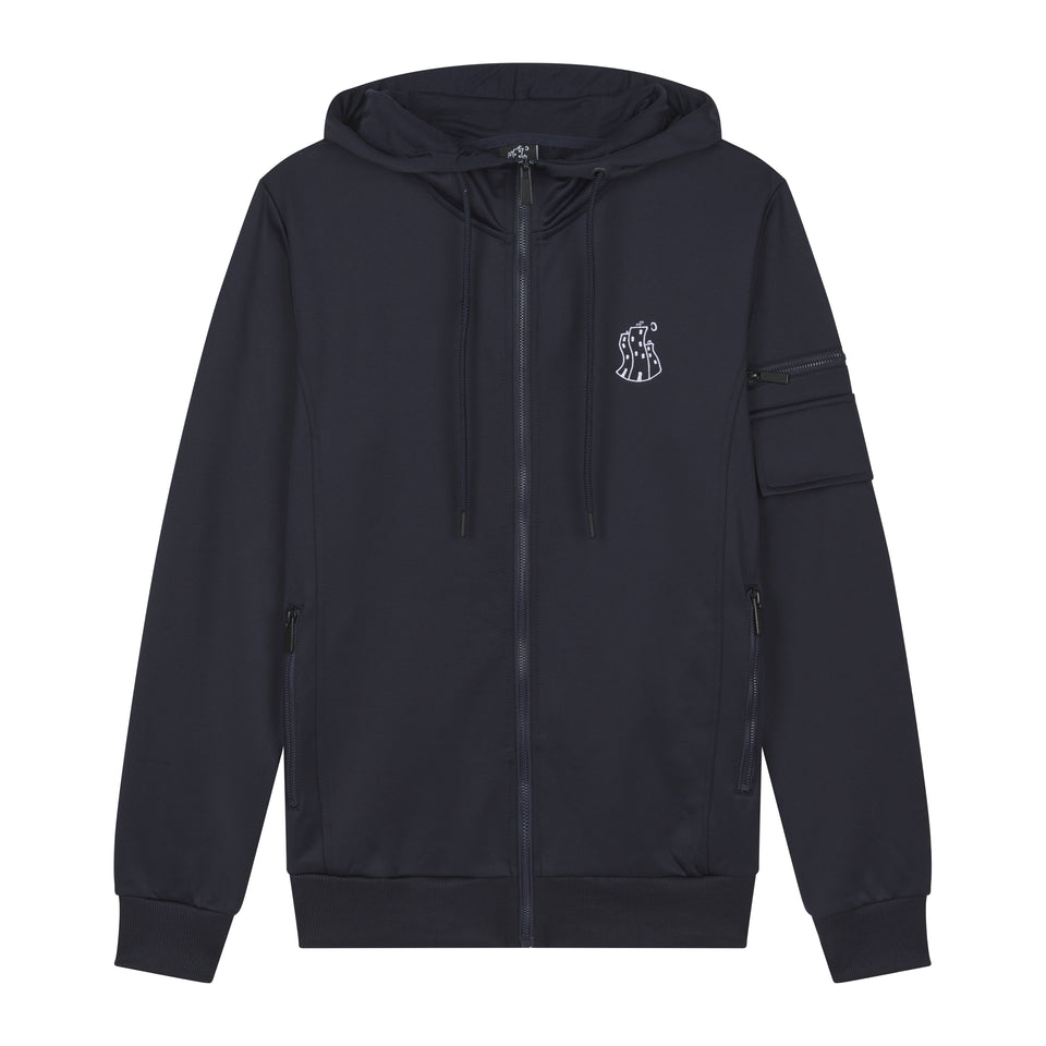 Track Jacket Navy II