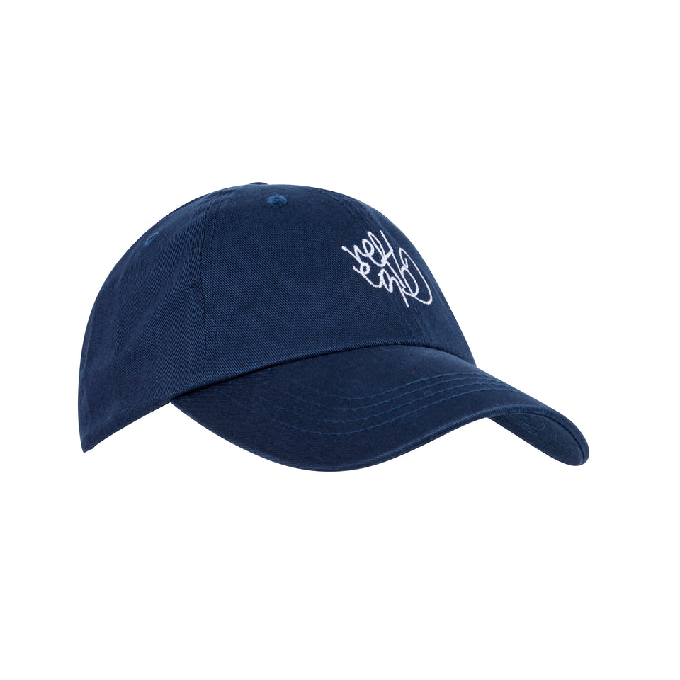 Casquette Tag Navy