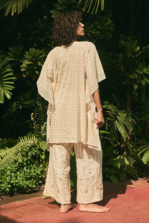Kashmiri Fields Kaftan