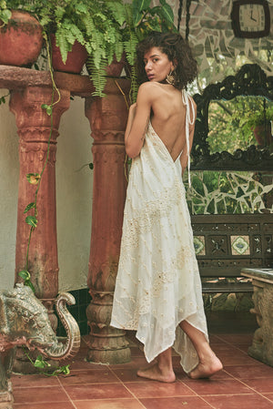 Enchanted Palace Maxi Dress