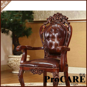 Special Offer Promotion Modern Wooden No Sedie Chaise Moderne Dining Chair Leather Dinning Room Chairs