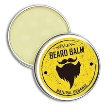 Load image into Gallery viewer, Beard Balm Facial Mustache Care Grooming Moisturizing For Gentleman Men Smoothing Mustaches Styling Products
