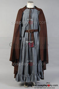 Der Herr der Ringe: Die Gefährten The Lord of the Rings The Fellowship of the Ring Gandalf Cosplay Kostüm