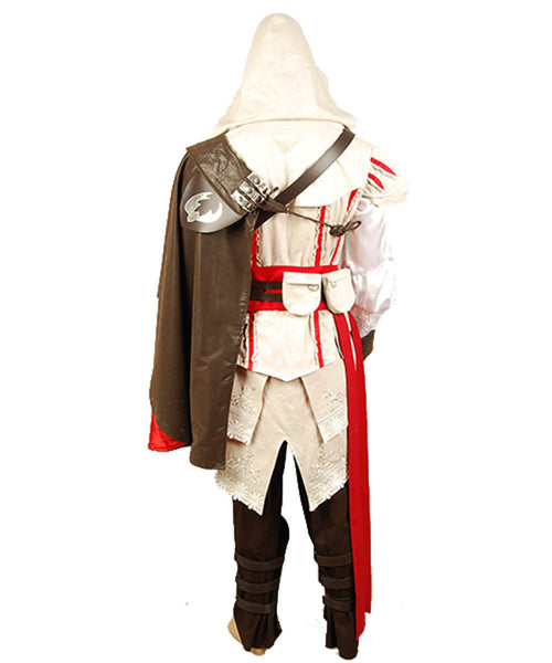 Assassin's Creed 2 II Ezio Auditore Cosplay Kostüm