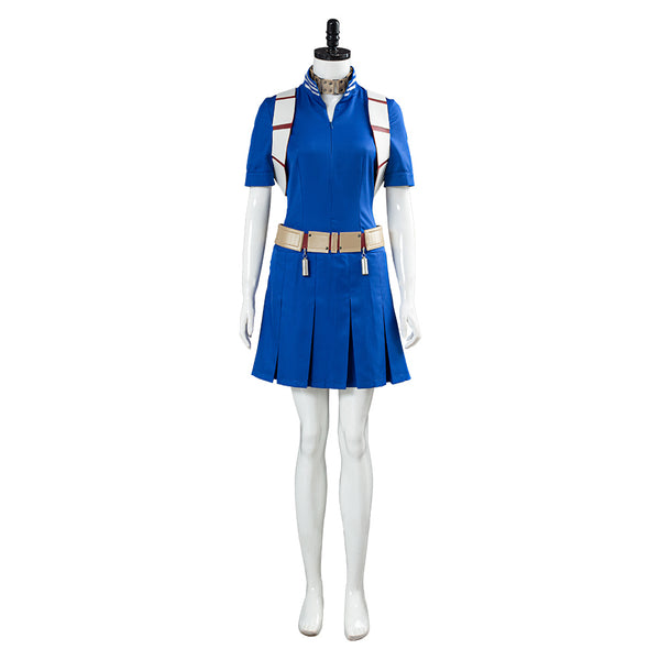Todoroki Shouto Kleid My Hero Academia Cosplay Kostüm webliche Kleid Uniform Halloween Karneval Kostüm