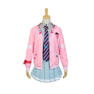 Vocaloid Miku Project DIVA-f Uniform Cosplay Kostüm