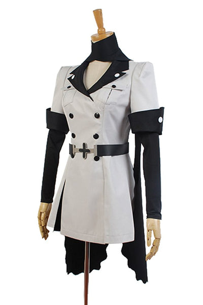 Akame ga KILL! Esdeath Empire General Apparel Kleidung Cosplay Kostuem