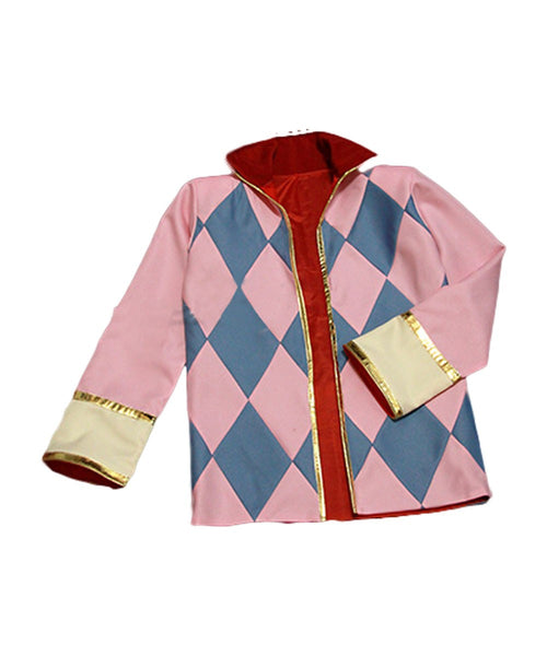HOWL'S MOVING CASTLE HOWL COSPLAY KOSTÜM Hauro Jacke