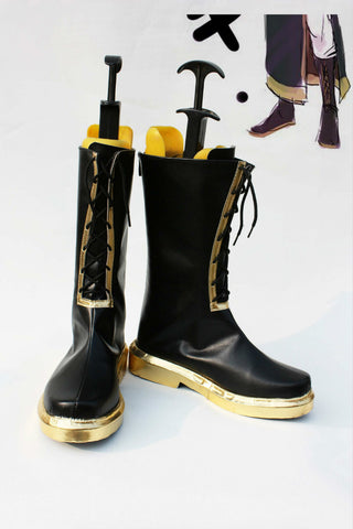 Vocaloid -Megurine Luka Version 2 Cosplay Schuhe Stiefel
