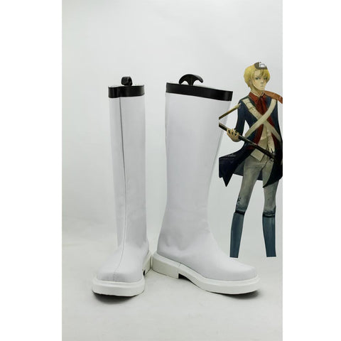 Axis Powers Hetalia America Cosplay Stiefel Schuhe