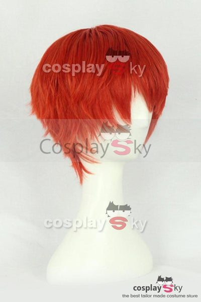 Assassination Classroom Karma Akabane Perücke Cosplay Perücke