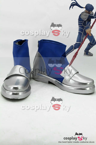 Fate/stay night Lancer Stiefel Cosplay  Schuhe
