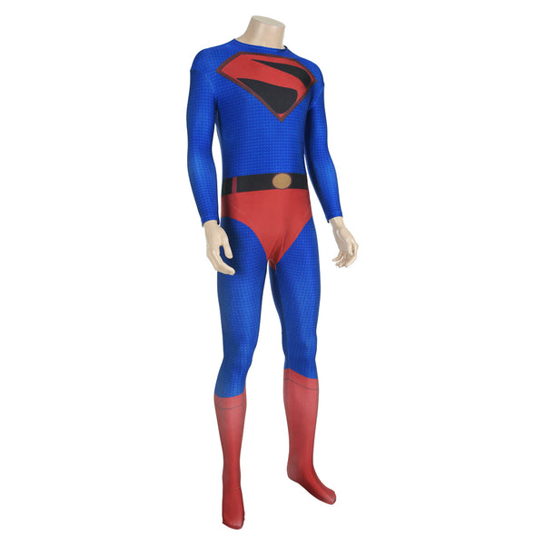 Legends of Tomorrow Legenden von Morgen Staffel 5 Superman Jumpsuit Cosplay Kostüm