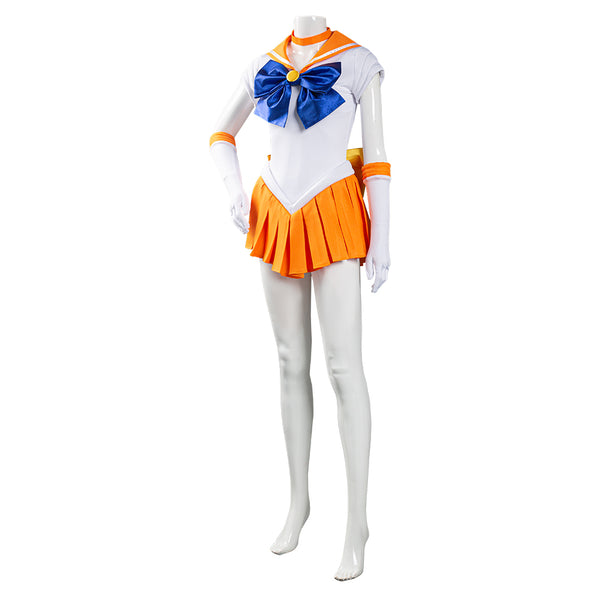 Sailor Moon Minako Aino Cosplay Costume Uniform Dress Outfits Halloween Carnival Suit