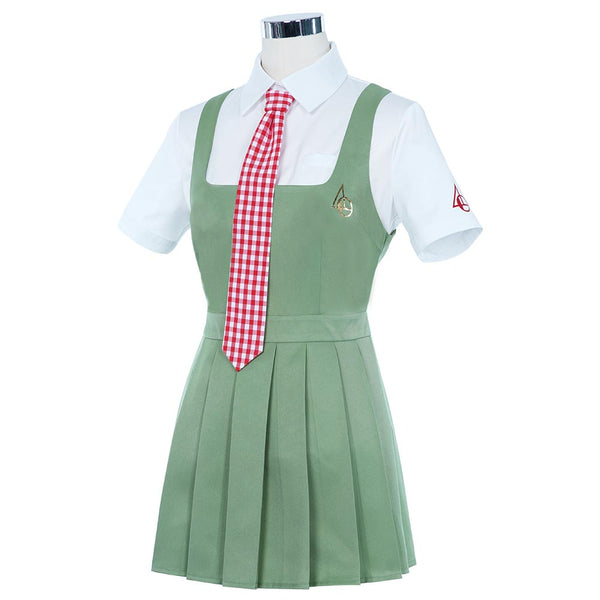 Mahiru Koizumi Uniform Super Danganronpa 2 Hope's Peak Academy Cosplay Halloween Karneval Kostüm