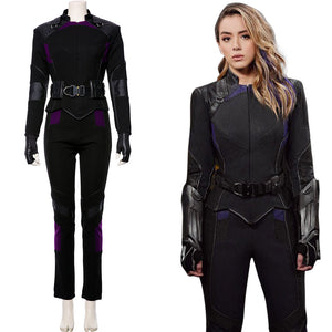 Agents of S.H.I.E.L.D. Staffel 6 Agentin Daisy Johnson Quake Set Cosplay Kostüm