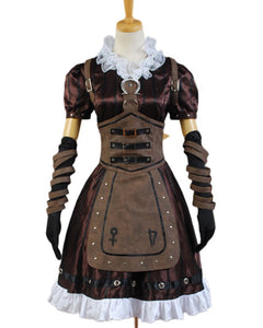 Alice Madness Returns Alice Stream Cosplay Kostüm Kleid