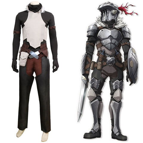 Anime Manga Goblin Slayer Kostüm Cosplay Kostüm Set
